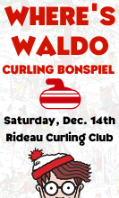 Where's Waldo Curling Bonspiel AD 2019