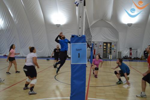 Ottawa Sport & Social Club - Recess for Adults    Just Play