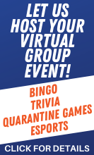 Virtual Corporate Games Ad